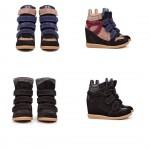 A moda agora é Sneakers
