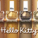 Nova coleção de esmaltes Hello Kitty