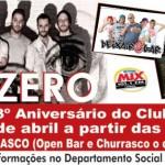 NX Zero realiza show em Campinas