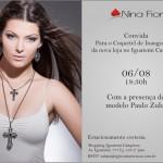 Nina Fiori agora no Shopping Iguatemi Campinas