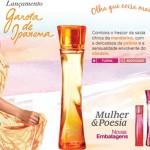 Avon lança fragrância inspirada na música Garota de Ipanema  ♥