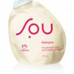 SOU lança produtos para cabelos