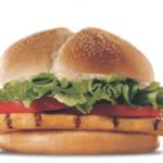 Produtos saudáveis no verão é no Burger King