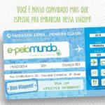 e-PeloMundo estreia 20 de fevereiro na TV de 9 estados brasileiros