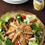 Receita: Salada Nutritiva