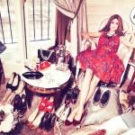 Bárbara e os sapatos