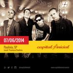 Capital Inicial se apresenta amanhã(sábado) no Premium Paulínia