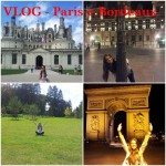 Vlog – Paris e Bordeaux – Dia 3 e 4