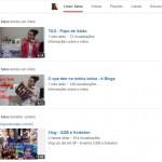 O Blog Caren Sales tem canal no Youtube! Você sabia?