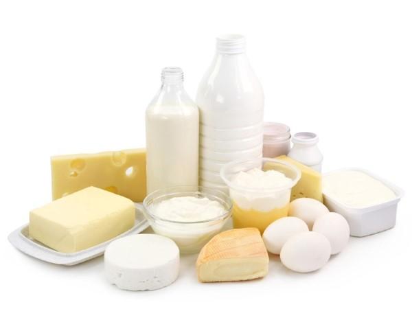 leites e derivados