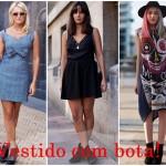 Como usar bota com vestido!