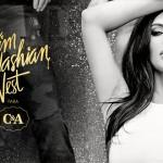 Coleção C&A para o Dia dos Namorados é assinada por Kim Kardashian