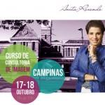 Curso de Consultoria de Imagem – Anita Rezende em Campinas