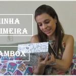 Vídeo: Minha primeira Glambox