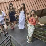 Editorial Destinos de Verão com a Wool Line