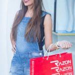Dicas do Brás: Jardineira amor da Razon Jeans