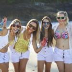 Editorial Destinos de Verão com a Razon Jeans