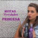 Muitas Novidades na Princesa