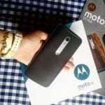 Moto X Style é ideal para fotos e vídeos