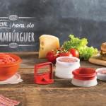 Tuppeware apresenta receitas especiais para o Dia do Hambúrguer