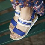 Moda de Fábrica – Um amor por minha sandália da Elki