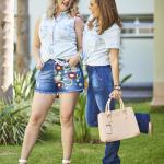 #bloggersandtrip – Inspirações de looks All Jeans para o verão