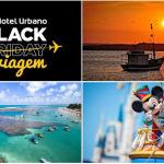 Black Friday: 10 destinos mais procurados pelos viajantes brasileiros