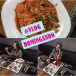 VLOG – Domingando comigo ( Acordando, Almoço na Vó e Jantar no Daitan )