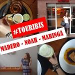 #touribis – Conhecendo Maringá e turistando muito ( Noah Restaurante e Madero )