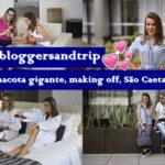 #bloggersandtrip – VLOG – Making Off no Quality e Comfort São Caetano
